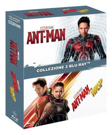 Ant-man + Ant-man and the wasp (2 Blu-Ray)