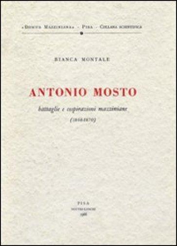 Antonio Mosto (1848-1870) - Bianca Montale  