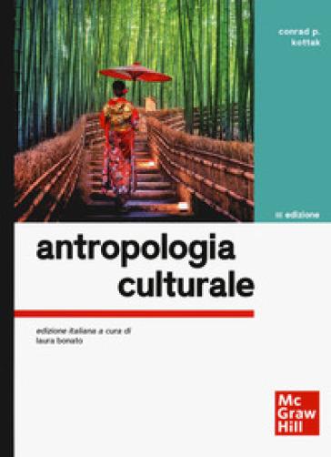 Antropologia culturale - Conrad P. Kottak pdf epub
