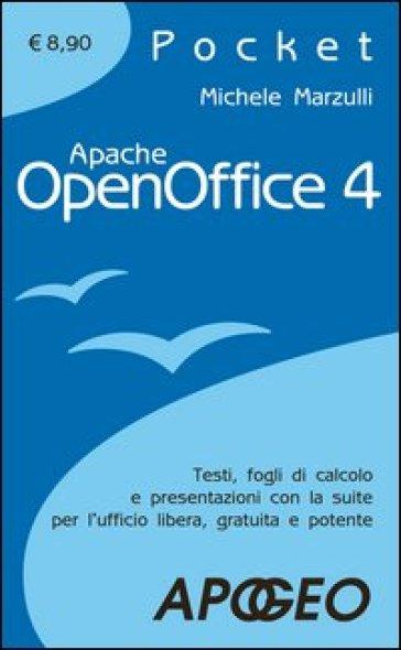 Apache OpenOffice 4.0 - Michele Marzulli |