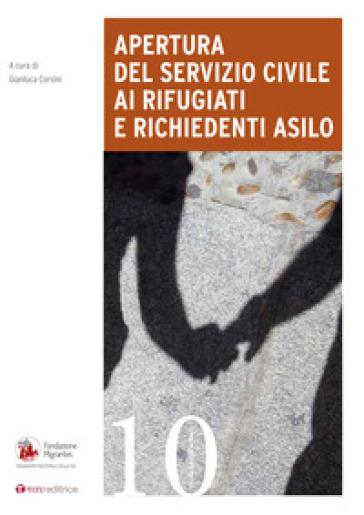 Apertura del Servizio Civile ai rifugiati e richiedenti asilo - G. Corsini | Kritjur.org