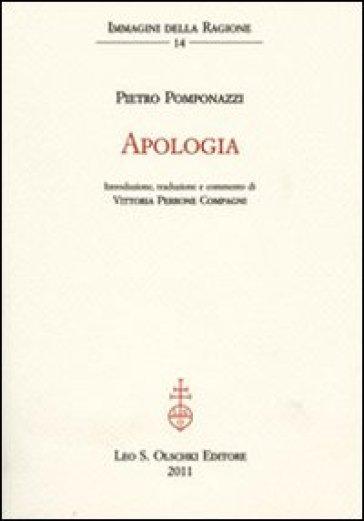 Apologia - Pietro Pomponazzi |