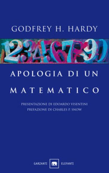 Apologia di un matematico