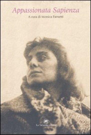 Appassionata Sapienza - Monica Farnetti | Jonathanterrington.com