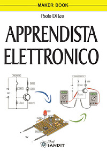 Apprendista elettronico - Paolo Di Leo   Thecosgala.com