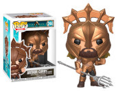 Aquaman - Pop Funko Vinyl Figure 244 Arthur Curry As Gladiator 9Cm