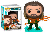 Aquaman - Pop Funko Vinyl Figure 245 Aquaman 9Cm