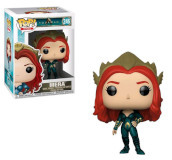 Aquaman - Pop Funko Vinyl Figure 246 Mera 9Cm