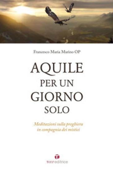 Aquile per un giorno. Meditazioni sulla preghiera in compagnia dei mistici - Francesco Maria Marino | Kritjur.org