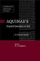 Aquinas s Disputed Questions on Evil