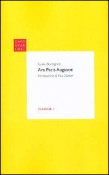 Ara pacis augustea - Giulia Bordignon | Thecosgala.com