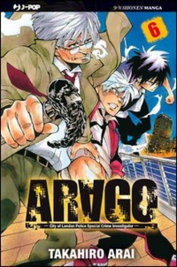Arago. 6. - Takahiro Arai |
