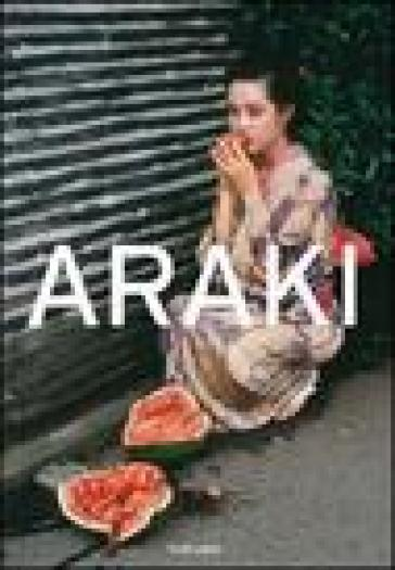 Araki. Ediz. inglese, francese e tedesca -  pdf epub