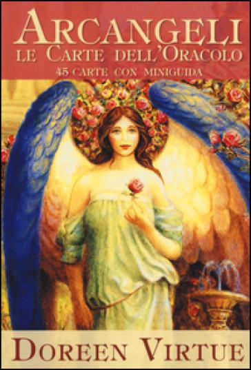 Arcangeli. Le carte dell'oracolo. 45 Carte. Con libro - Doreen Virtue | Thecosgala.com