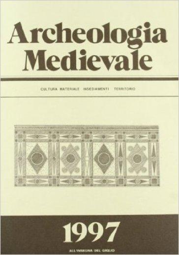 Archeologia medievale (1997). 24.