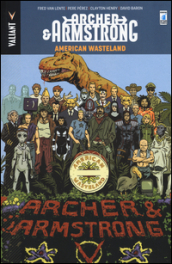 Archer & Armstrong. 6.