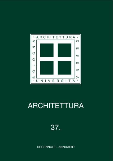 Architettura. 37.Decennale. Annuario