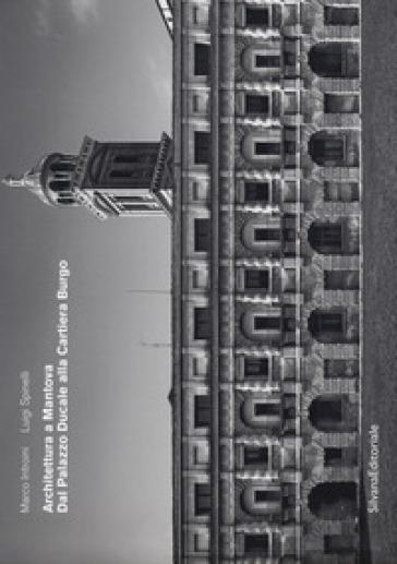 Architettura a Mantova. Dal Palazzo Ducale alla Cartiera Burgo. Ediz. illustrata - Luigi Spinelli  