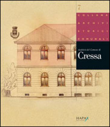 Archivio del Comune di Cressa - D. Robotti | Kritjur.org