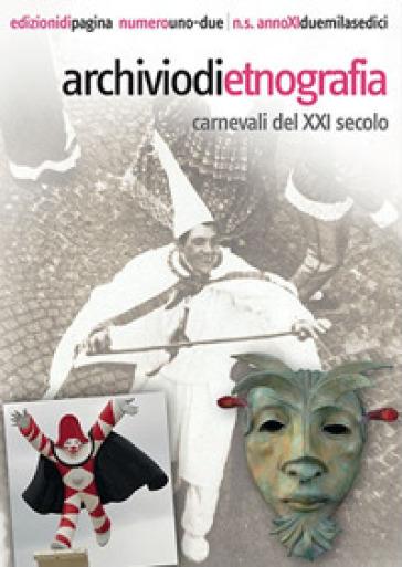 Archivio di etnografia (2016). 1-2.