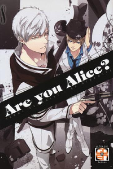 Are you Alice?. 8. - Ikumi Katagiri | Rochesterscifianimecon.com