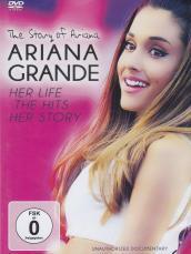 Ariana Grande - The story of Ariana Grande (DVD)