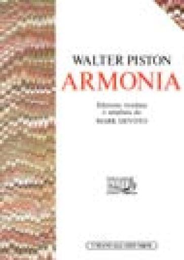 Armonia - Walter Piston |