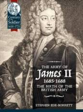 Army of James II, 1685-1688