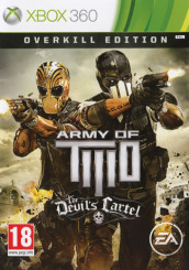 Army of Two The Devil s Cartel Ltd. Ed.