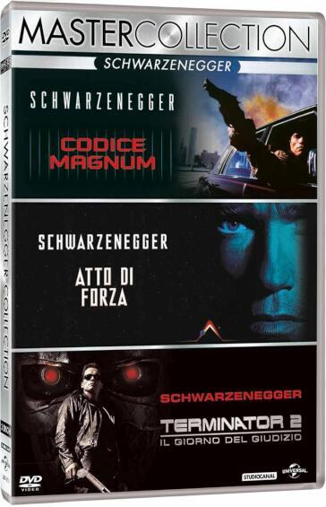 Arnold Schwarzenegger Master Collection (3 Dvd)