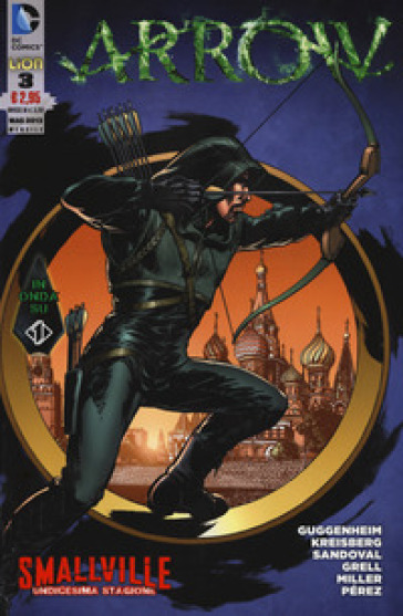 Arrow Smallville. 3. - S. Formiconi | Kritjur.org
