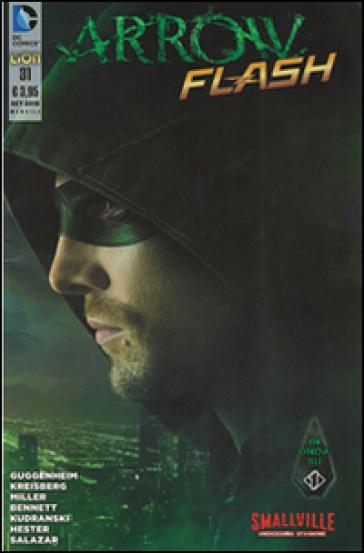 Arrow Smallville. 31. - Andrew Kreisberg | Jonathanterrington.com