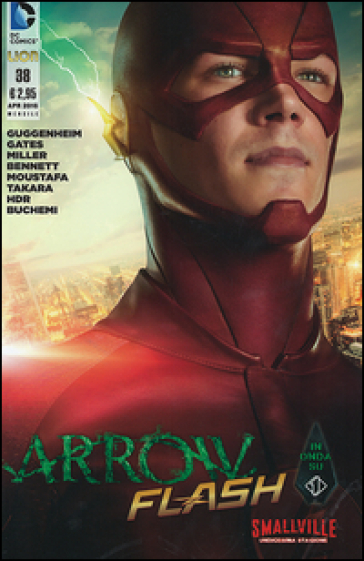 Arrow Smallville. 38. -  pdf epub