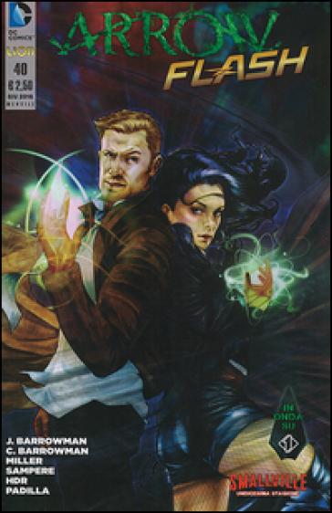 Arrow Smallville. 40. - S. Formiconi | Rochesterscifianimecon.com
