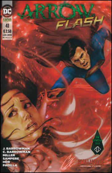 Arrow Smallville. 41. - S. Formiconi   Rochesterscifianimecon.com