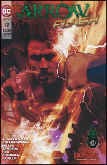 Arrow. Smallville. 42.