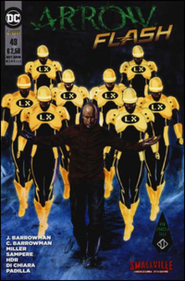 Arrow Smallville. 43. - S. Formiconi  