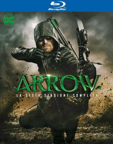 Arrow - Stagione 06 Episodi 01-26 (4 Blu-Ray)
