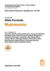 Art. 79-158. Matrimonio