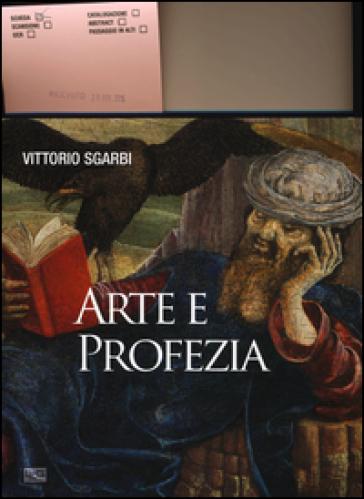 Arte e profezia - Vittorio Sgarbi | Rochesterscifianimecon.com
