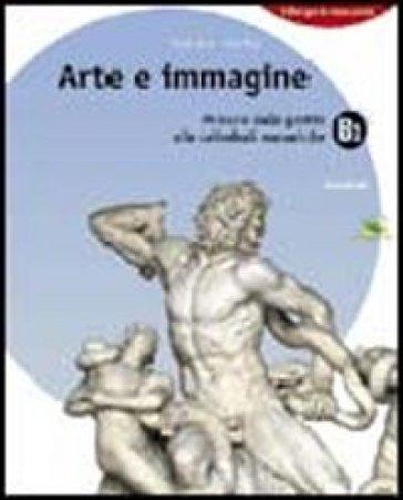 Arte e immagine. Vol. A-B: Il libro delle immagini-Il libro dell'arte. Con Portfolio. Per la Scuola media. Con CD-ROM - Carlo Ricci |