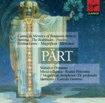 Arvo part: choral works