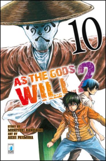 As the gods will 2. 10. - Muneyuki Kaneshiro  