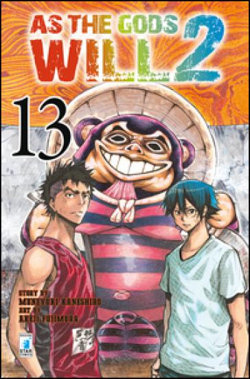 As the gods will 2. 13. - Muneyuki Kaneshiro  
