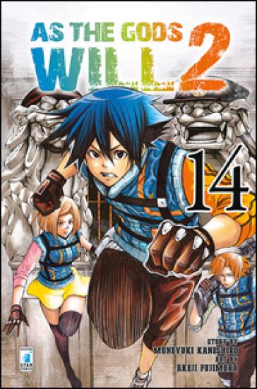 As the gods will 2. 14. - Muneyuki Kaneshiro   Rochesterscifianimecon.com