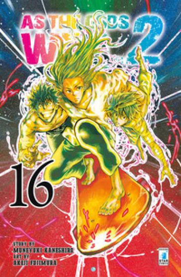 As the gods will 2. 16. - Muneyuki Kaneshiro | Rochesterscifianimecon.com