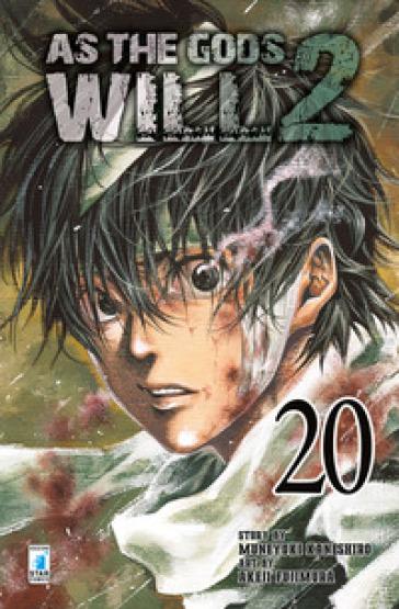 As the gods will 2. 20. - Muneyuki Kaneshiro   Rochesterscifianimecon.com