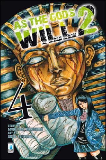 As the gods will 2. 4. - Muneyuki Kaneshiro |
