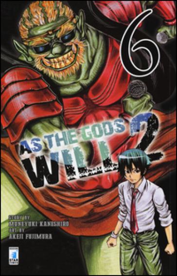As the gods will 2. 6. - Muneyuki Kaneshiro  
