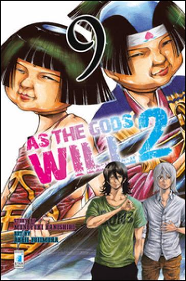 As the gods will 2. 9. - Muneyuki Kaneshiro |